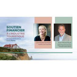 Vous avez manqué: FACEBOOK LIVE: Christiane Germain et Jean-Michel Ryan le 4 juin à 15h30