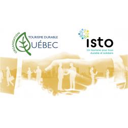 Tourisme durable Québec et l'Organisation Internationale du Tourisme Social (ISTO) unissent leurs forces