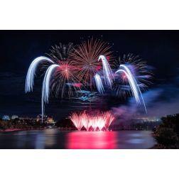Les Grands Feux du Casino Lac-Leamy - un rdv en août 2021 !