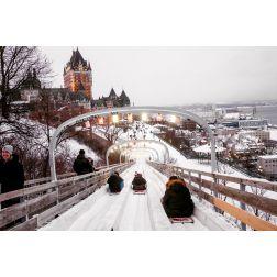 La Ville de Québec parmi les 10 destinations internationales à visiter à Noël - New York Times