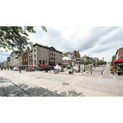 Vos vacances au Québec: un vent d'optimisme souffle dans le Vieux-Montréal