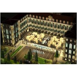 L'InterContinental Marseille Hôtel Dieu ouvre ses portes
