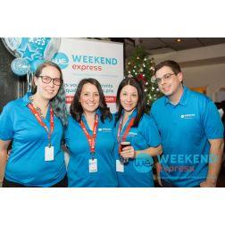 Nouvelle image et nouveau site Web pour Weekend Express