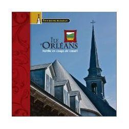 Île d'Orléans : brochure sur le patrimoine religieux