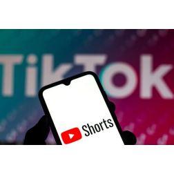 YouTube va dépenser 100 millions de dollars pour attirer les influenceurs de TikTok