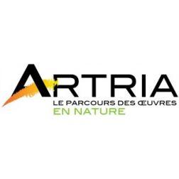 Artria, le parcours des oeuvres en nature