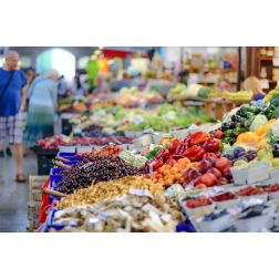 Allons faire un petit tour au marché