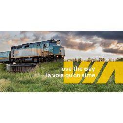 Touché et VIA Rail s'unissent pour soutenir les médias locaux
