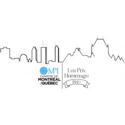 DISTINCTONS:  Gala Hommage - la première édition virtuelle du Gala Hommage du Chapitre MPI Montréal/ Québec