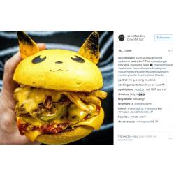 Un restaurant australien lance les Pokéburgers