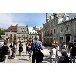 Québec se dirige vers son meilleur été touristique depuis le 400e