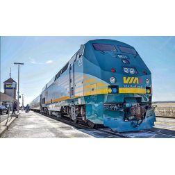 L'interruption prolongée des services de VIA Rail entraîne des mises à pied temporaires d'employés cadres et professionnels