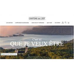 Nouveau site Web pour les Cantons-de-l'Est