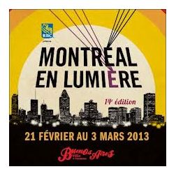 Québec octroie plus de 1M$ à Montréal en Lumière