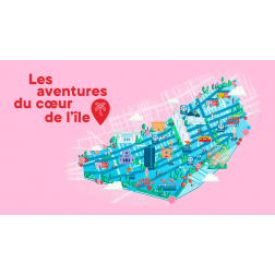 Les aventures du cœur de l'île : Un projet collaboratif pour la relance du centre-ville de Montréal