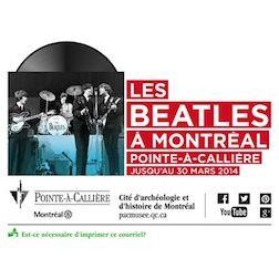 Replay The Beatles à Pointe-à-Callière