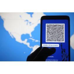 Excelsior Pass : lancement d'un «passeport vaccinal» numérique à New York
