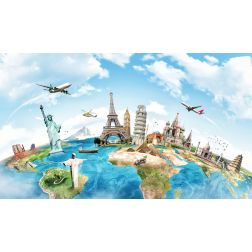 Baisse de 65 % du nombre de touristes internationaux durant le 1er semestre 2020