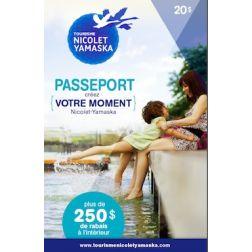 Le passeport «Créez votre moment à Nicolet-Yamaska» est lancé!