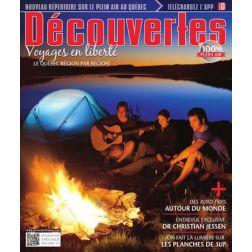 Connaissez-vous l'offre multiplateforme du Magazine Découvertes? Vidéo, télé et magazine!!!