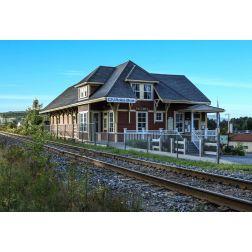 La Vieille Gare de Rivière-Bleue finaliste du prix «Projet remarquable» d'Action Patrimoine