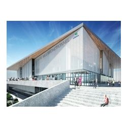 Le centre multifonctionnel de Gatineau coûtera plus cher que prévu