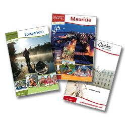 Les guides touristiques officiels du Québec