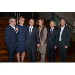 La Fondation de l'ITHQ rend hommage à Jean-Yves Germain