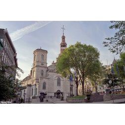 La fréquentation performante des sites et attraits religieux de la ville de Québec