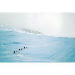 Airbnb recherche cinq volontaires pour participer à une mission de recherche scientifique en Antarctique