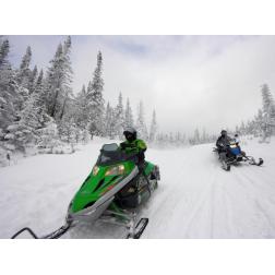 Impact économique de la pratique récréotouristique de la motoneige au Saguenay-Lac-Saint-Jean