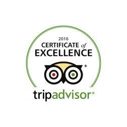 Deux partenaires touristiques de Destination Sherbrooke remportent une Certificat d'Excellence TripAdvisor 2016