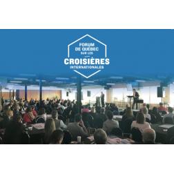 2e Forum sur les croisières internationales de Québec
