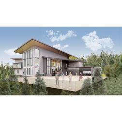 Un projet de 10 M$ à l'Auberge de la Montagne Coupée