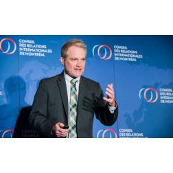 «Sortir des blocs de départ ensemble», Martin Soucy, pdg de l'Alliance...