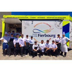L'École hôtelière Fierbourg se lance dans la cuisine de rue
