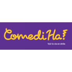 NOMINATIONS: ComediHa! - Alexandre Avon et Viviane Rheault