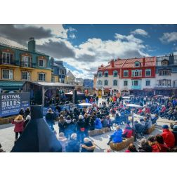 100 000$ au Festival international du blues de Tremblant