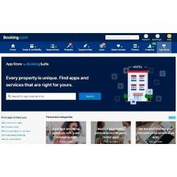 T.OM.: Booking.com présente son App Store dédié aux hôteliers