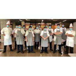 Les étudiants de l'ITHQ confectionnent 800 repas...