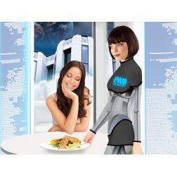 Hotels.com - «Hotels of the Future» étude projections de l'expérience hôtelière en 2060...