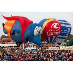 502 000$ au Festival de montgolfières de Gatineau