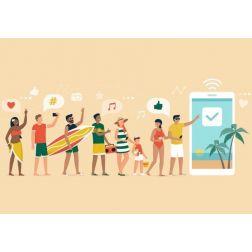T.O.M.: Dossier de l'été : les réseaux sociaux au service des acteurs du Tourisme