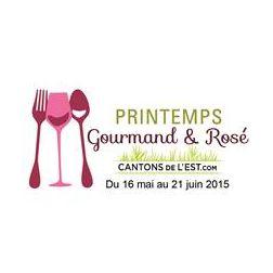 Printemps Gourmand & Rosé à Montréal et dans les Cantons-de-l'Est