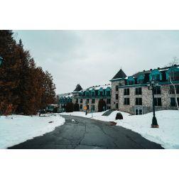 Une partie de l'hôtel le Chantecler démolie sous peu