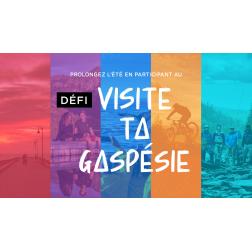 Campagne automne Gaspésie