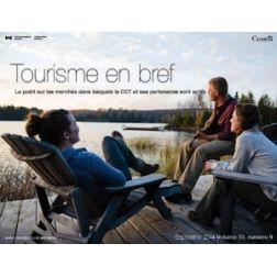 Le tourisme canadien a le vent dans les voiles