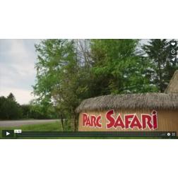 Canal Vie présentera à l'automne 2019 une série documentaire sur le Parc Safari d'Hemmingford
