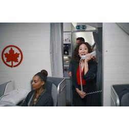 «Voyager comme un Canadien» - la nouvelle campagne d'Air Canada