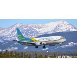 Une nouvelle compagnie aérienne à bas prix au Canada